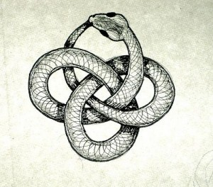 snake or serpent symbols