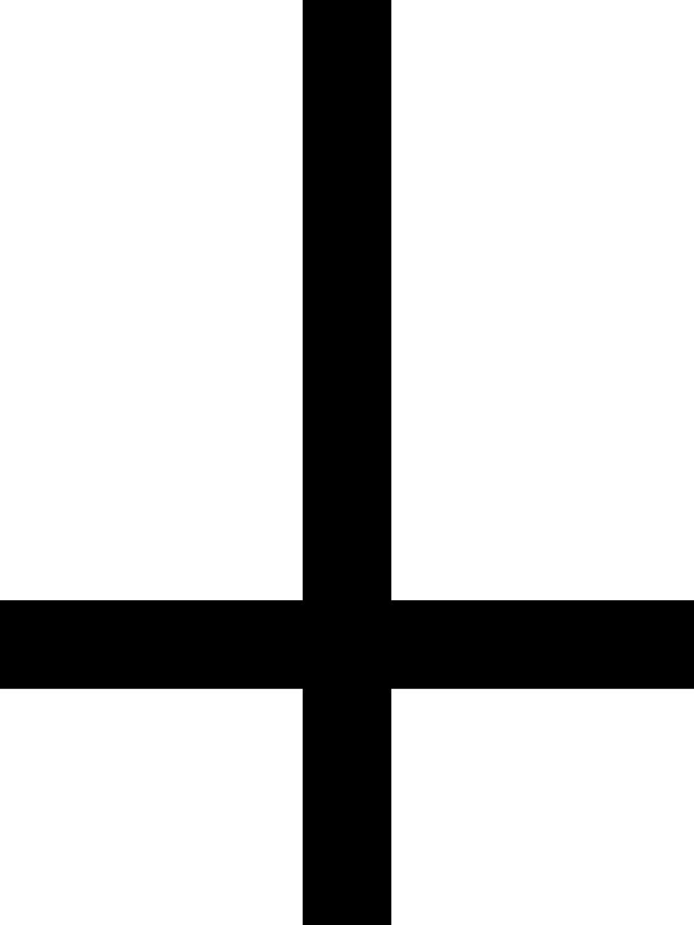 St Peters Cross Symbols